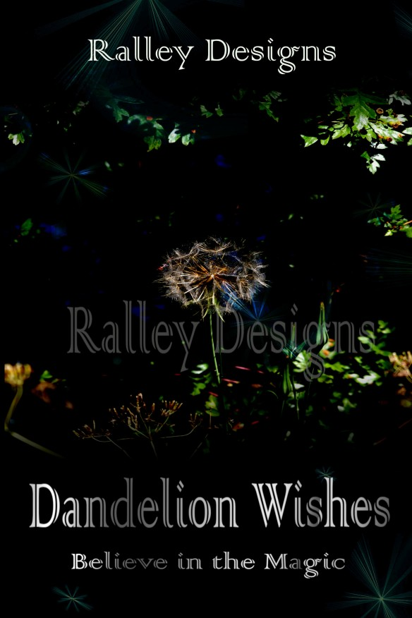Dandelion Wishes watermark
