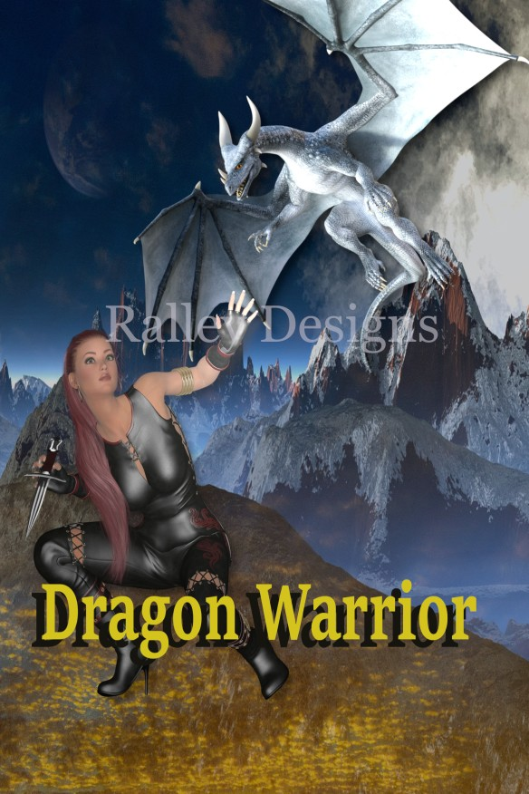 Dragon warrior watermark